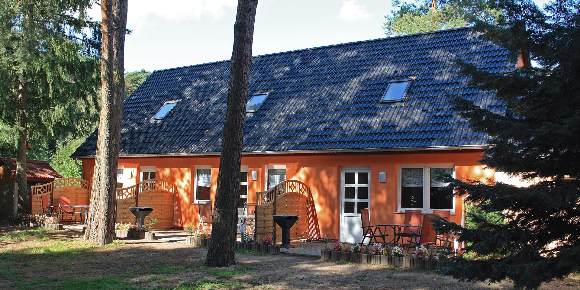 Ferienhaus Jägerswalde - Teterower Chaussee 34, Güstrow OT Klueß